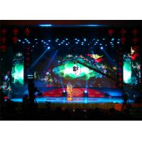 Wholesale Outdoor Waterproof Curtain LED Display Screen Wall For Stage from china suppliers