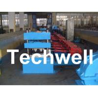 Wholesale 15 Forming Station Crash Barrier Roll Forming Machine for Highway Guardrail TW-W312 from china suppliers