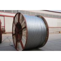 Wholesale High Carbon Aluminium Clad Steel Wire Single Acsr Lightning Protection Wire For Optical Fiber Composite Overhead from china suppliers