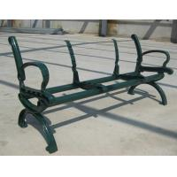 Wholesale Environment friendly Anti UV Patio WPC Bench DIY / Long Life WPC Chair from china suppliers