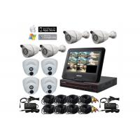 Quality 8ch Sony IMX225 Hd Surround Wireless Security Camera System 30m Night Vision Distance for sale