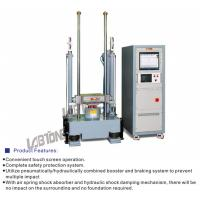 Wholesale Mechanical Shock Test Equipment  With 50kg payload Performs Half sine 100g 11ms from china suppliers