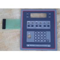 Wholesale Waterproof Silicone Rubber Membrane Switch Panel Sticker With Heat Resisting from china suppliers