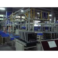 Wholesale Home Appliance HD TV Assembly Line Testing System , Television Conveyor Line from china suppliers