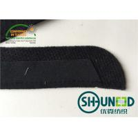 Wholesale Needle Punch Felt Fabric Sewing Sleeve Heads For Ladies Wear Black Color from china suppliers