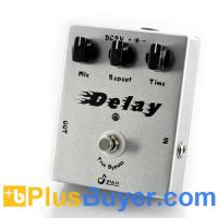 Wholesale Delay Guitar Pedal - Customize Mix, Repeat, Time Sound for Rocking and Rolling from china suppliers