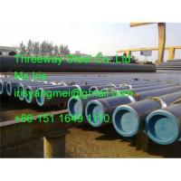 Buy cheap LSAW steel pipe/Longitudinal Welded pipes from wholesalers