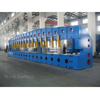 Wholesale Custom Hydraulic Edge Milling Machine 5.5kw With Column / Spindle System from china suppliers