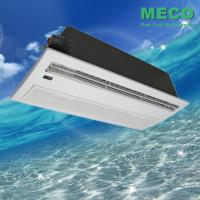 Wholesale 2pipe one way cassette fan coil unit 6000BTU from china suppliers