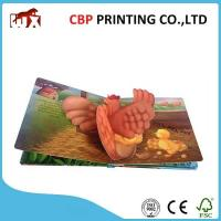 Wholesale Coloring Casebound Children Story Books Printing Pop Up Reading Books For Kids from china suppliers