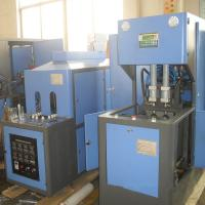 Wholesale Semi Auto Bottle Molding Machine PET PP PE Plastic Injection Machine 0.1 - 3L 2 Cavity from china suppliers