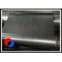 Wholesale 1m / 1.2m Width Flexible Graphite Foil Expandable For Rigid Graphite Felt Board from china suppliers