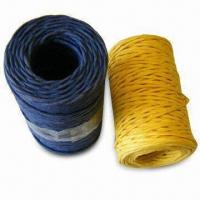 Wholesale Paper Covered Wire on Spools, Comes in More Than 20 Colors from china suppliers