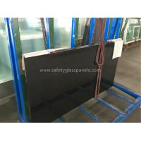 Wholesale 3 - 5 MM Toughened Frameless Tempered Glass Fence Panels Resist Shock / Burglary from china suppliers