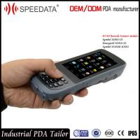 Wholesale WIFI GPS GPRS Phone Feature Industrial PDA Handheld Device ISO9001 from china suppliers