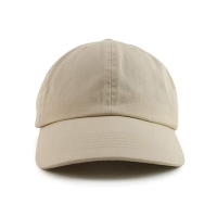 Wholesale Adults Plain Color 56cm Embroidered Baseball Caps With Plastic Buckle from china suppliers