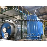 Wholesale DDR Diesel Oil Distillation Refining Machine which can distill Plastic oil, Oil Residuel from china suppliers