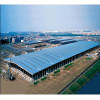 Buy cheap Large Span Prefabricated Light Steel Structure Building from wholesalers