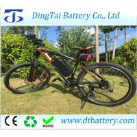Wholesale 48V 16Ah Tiger shark down tube battery for fat bike/mountain bike from china suppliers
