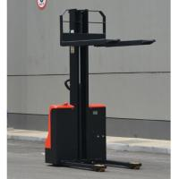 Wholesale 1T DC/24V Full Electric Stacker Trolley with 1.6m Lifting Height with cost not over 2000USD from china suppliers