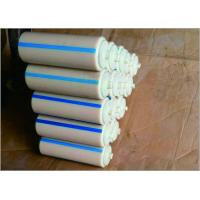 Operation Quiet Nylon Conveyor Rollers Natural Color Industrial Conveyor Rollers