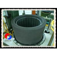 Wholesale High Hardness Carbon Graphite Products , Size Customized Heating Element For Furnace from china suppliers