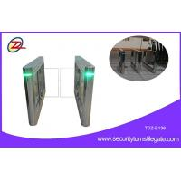 Wholesale Intelligent Fingerprint Auto Speed Gate Turnstile Bi Directional High Speed Entry Turnstiles from china suppliers