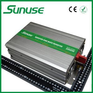Quality 300W Off-Grid Inverter Grid Tie Solar Inverter 5kw , Car 12V to 240V Power Inverter for sale
