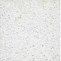 Wholesale Jade Spot White Polished artificial quartz bathroom countertops / vanity tops from china suppliers