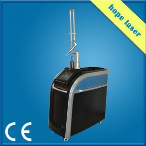 Wholesale 1500MJ Picosecond Laser Tattoo Removal / Pico Laser Tattoo Removal Machine from china suppliers