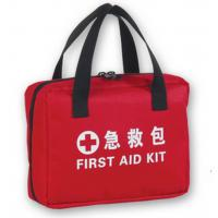 Wholesale red medical bag emergency bag Customized medical bag from china suppliers