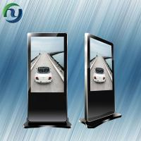 Quality Indoor High Brightness Silm Freestanding Digital Signage Quick Response Time 5ms for sale