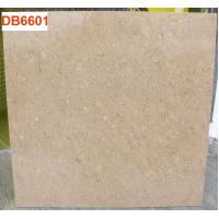 Wholesale Double loading crystal golden coffee floor tile DB6601 from china suppliers