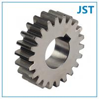 Wholesale ISO Standard Spur Gear with Different Teeth (M=1.5-6) from china suppliers
