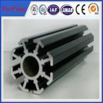Wholesale customized exhibition shelf aluminium profiles, aluminum profile for advertising from china suppliers