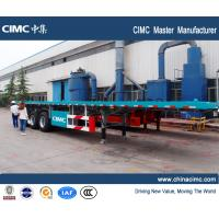 Wholesale CIMC new 13m high bed trailers from china suppliers