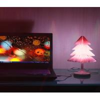 Wholesale Christmas Tree Decorative Led Night Light With Touch Sensor Switch And Color Changes from china suppliers