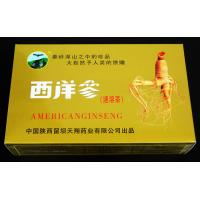 Wholesale natural american ginseng instant tea exported wholesale from china suppliers