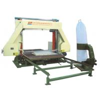 Wholesale Fully Automatic Foam Cutting Equipment / Polyurethane Foam Cutter Machine from china suppliers