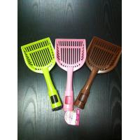 Wholesale cat litter scoop with wast bag from china suppliers