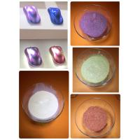 Wholesale Chameleon pear pigment China Supplier So shine mica powder for auto paints from china suppliers