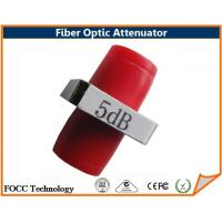 Wholesale 5dB Optical Fiber Optic FC PC Fixed Attenuator Dual Wavelength from china suppliers
