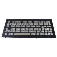 Wholesale IP65 vandal proof stainless steel industrial keyboard 95 keys compact format from china suppliers
