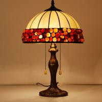 Wholesale Europe classical indoor glass lampshade reading light (TS6702A) from china suppliers