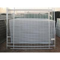 Wholesale Galvanised Temporary Fence/Portable Fencing from china suppliers