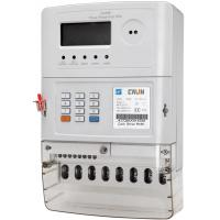 Wholesale Split  Three Phase STS  Prepaid  Meters , Load Switch Tamper guard Power Enery Meter from china suppliers