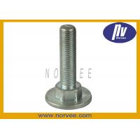 Wholesale Plastic / Steel Nuts Bolts With Black Zinc - plated / Cadmium ISO JIS GB from china suppliers