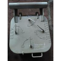 Wholesale Marine Steel Small Weathertight Marine Hatch Cover With 4 Dog Clips from china suppliers