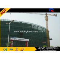 Quality 400m Rope Overhead Construction Building Tower Crane 1.0 Ton Tip Load for sale