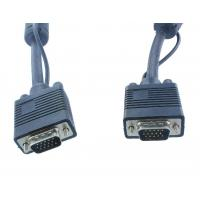 Wholesale 15P Digital Monitor VGA Cable for computer HDTV With Filter Core from china suppliers
